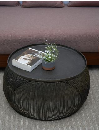 Cornell Round Coffee Table - Large