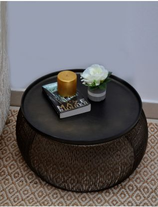 Cornell Round Coffee Table - Small