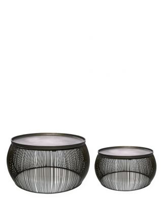 Duo Nesting Coffee Table (set of 2)