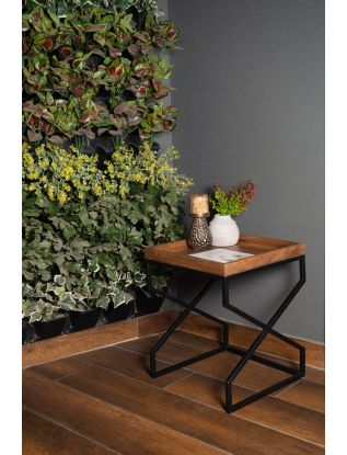 Marino Natural End & Side Table