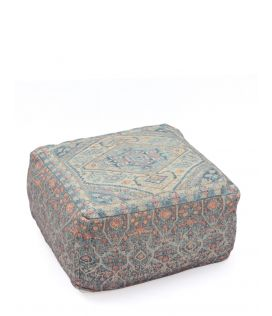 Antique Persian Ottoman