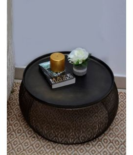 Cornell Round Coffee Table